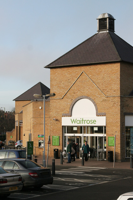 One store of many under the £500m, 5 year Safeway refurbishment programme, halted by Morrisons purchase of the group, this store being sold to Waitrose.