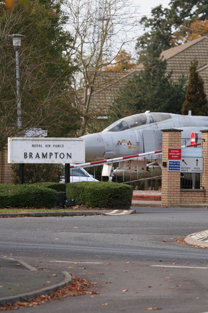 RAF Brampton & Wyton, Cambridgeshire  Facilities Management Contract to the RAF's Logistics command and family accommodation sites in rural Cambridgeshire.  Role: Work Services Manager and Design Manager  Employer/Client: Mowlem FM& Aqumen/RAF - 1995-1997